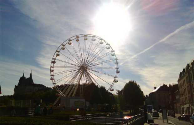 Grande roue de Chartres