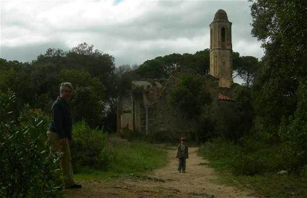 Monasterio de Santa Eulalia de Tapioles