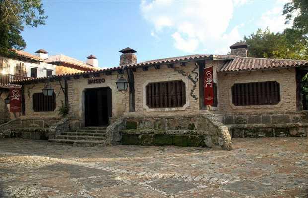 Musée archéologique régional d'Altos de Chavón