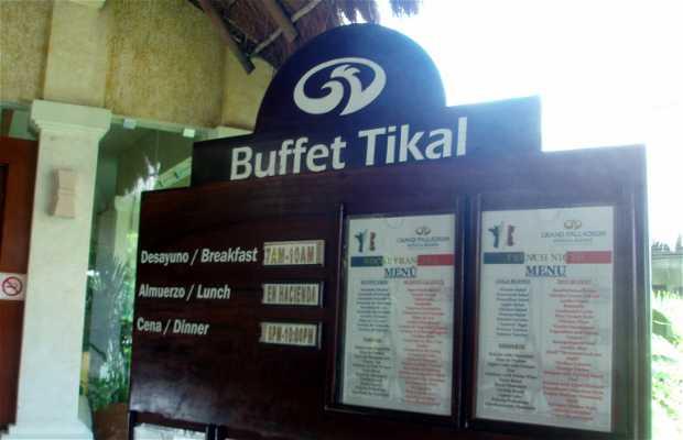 Restaurant Tikal