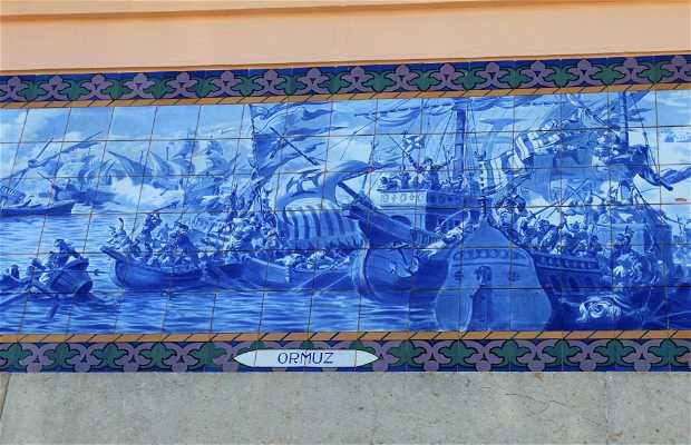 Capitainerie de Vila Real de Santo Antonio