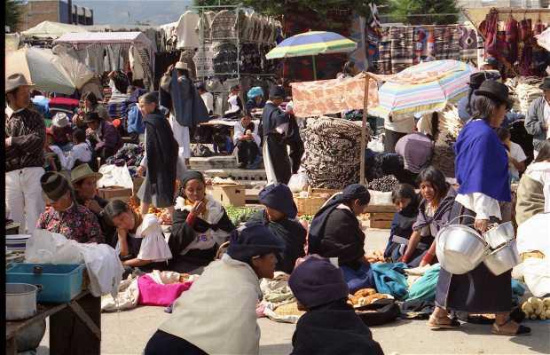 Il Mercato di Otavalo