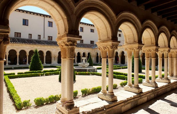 Monastero Reale de las Huelgas a Burgos