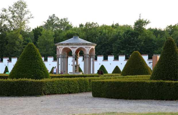 Jardin de la b tie d 39 urf saint etienne le molard 1 exp riences et 6 photos - Les jardins d arcadie st etienne ...