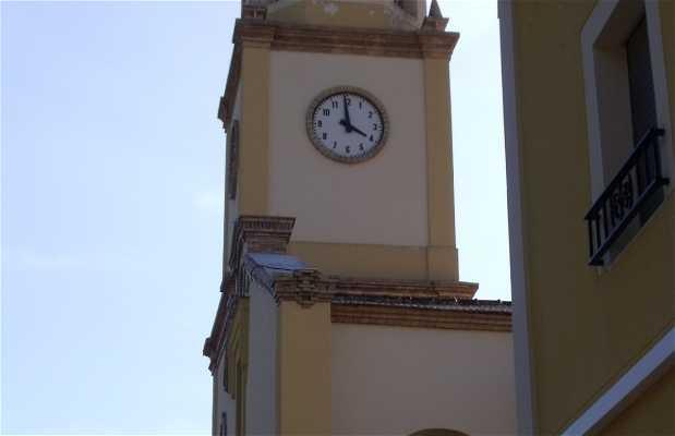 Santiago Apostol parish church