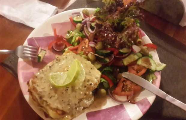 The Restaurant at Lands in Love Hotel & Resort (Tierras Enamoradas)
