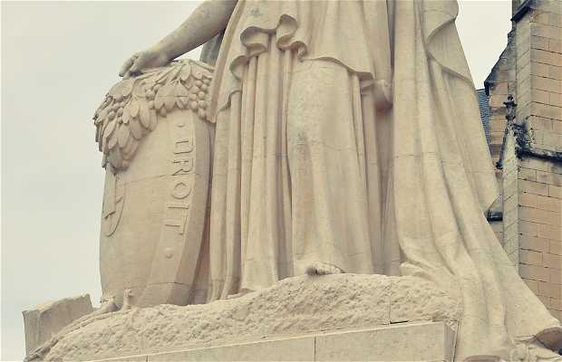 Monumento a las victimas de guerra