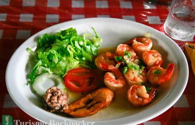 Restaurante Komedor Krioyo