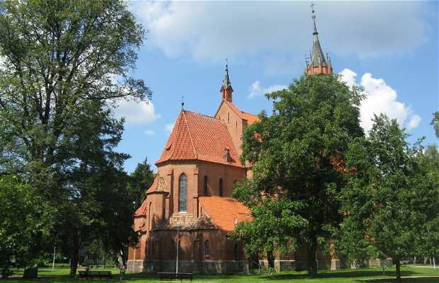 La città termale di Druskininkai