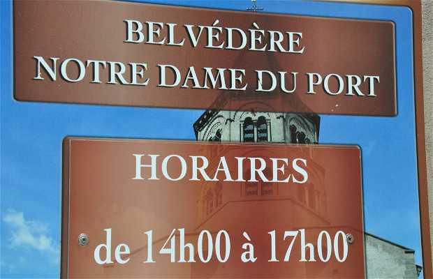 Belvédère Notre Dame du Port