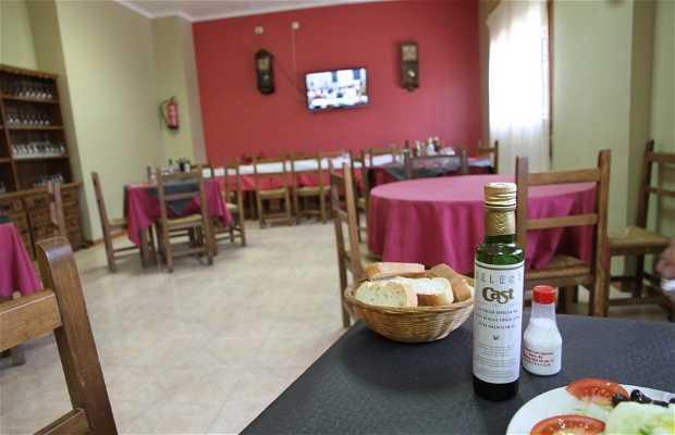 Hotel Montenieve restaurante