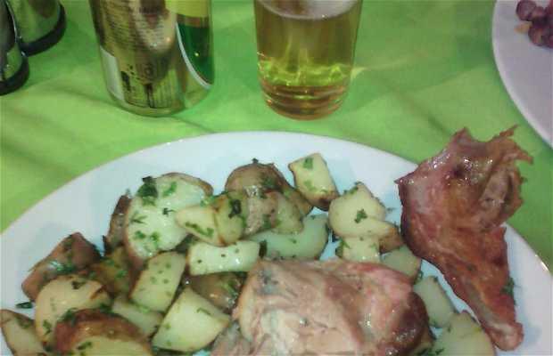 Restaurante Las delicias de Carmen