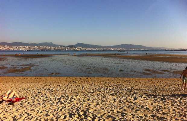 Xunqueira beach