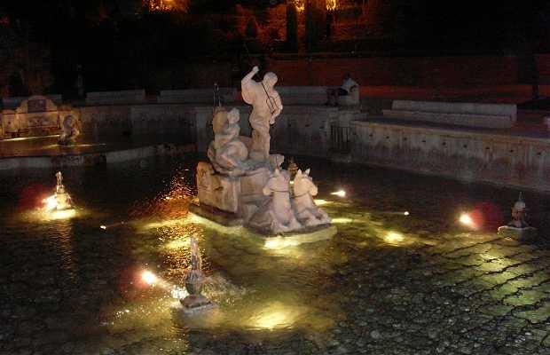 Fontana del Re a Cordoba