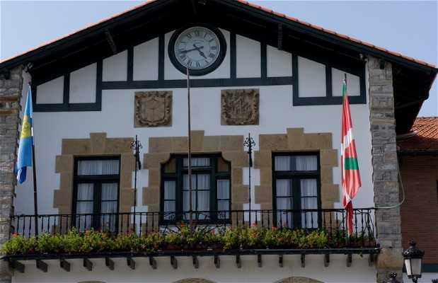 Ayuntamiento De La Villa De Plentzia