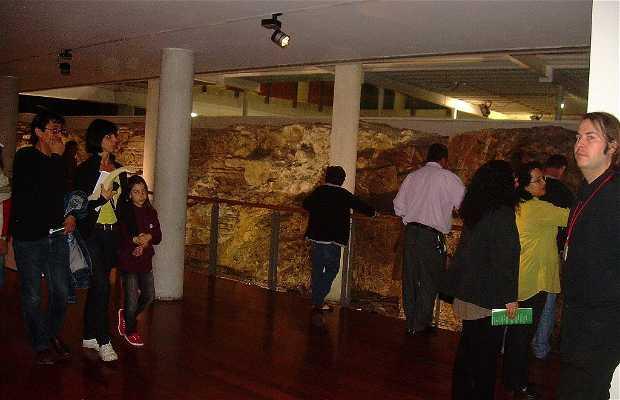 Exposición MALACA: entre MALAGA y MALACA. Rectorado de la Universidad de Málaga