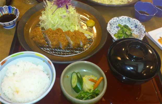 Restaurante Katsutaro