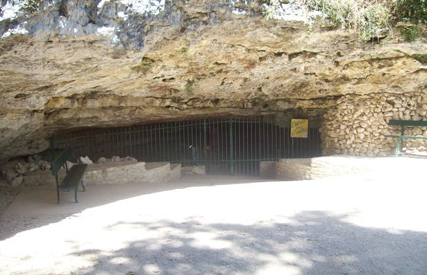 Grotte d'Arcy
