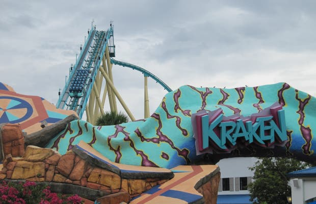 KRAKEN (Sea World)
