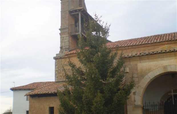 Iglesia parroquial de Villasabariego