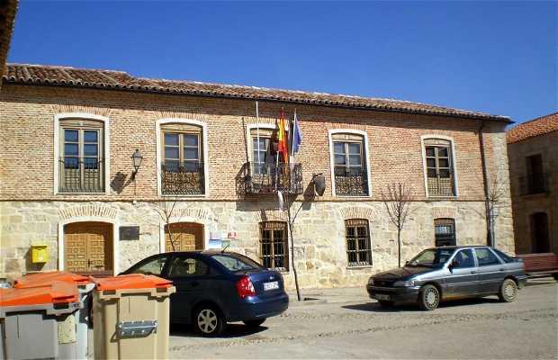 Mairie d'uruena
