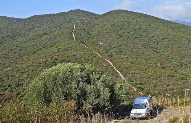 Parque Natural Regional de Córcega