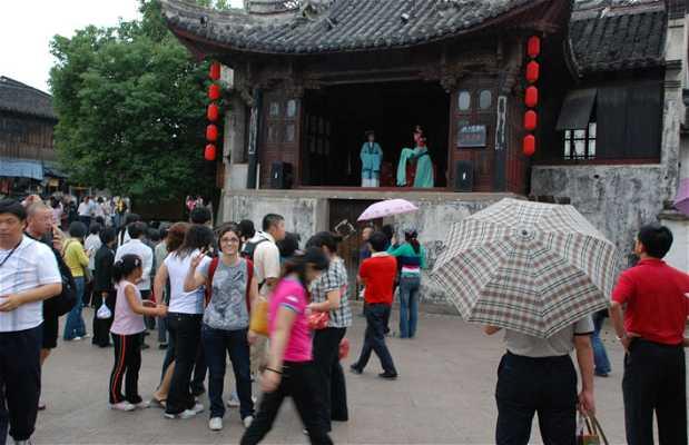 Plaza de Wuzhen