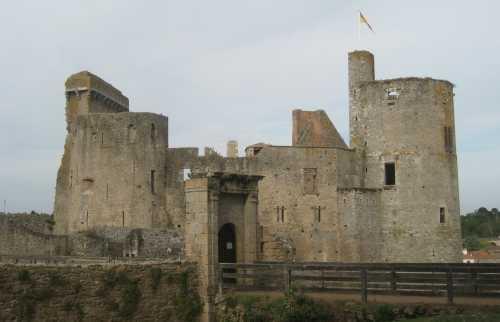 Castillo de Clisson