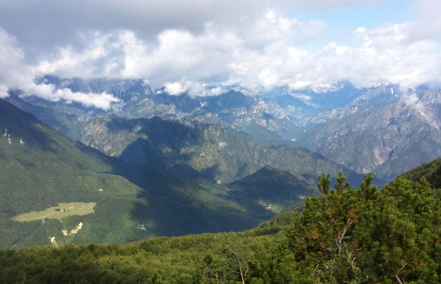 Monte Cjastelat