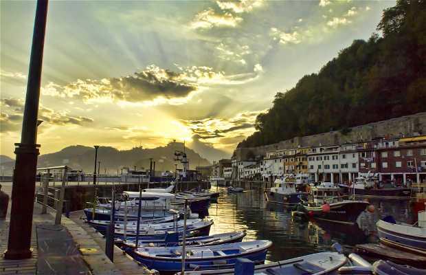 Vieille ville de San Sebastian