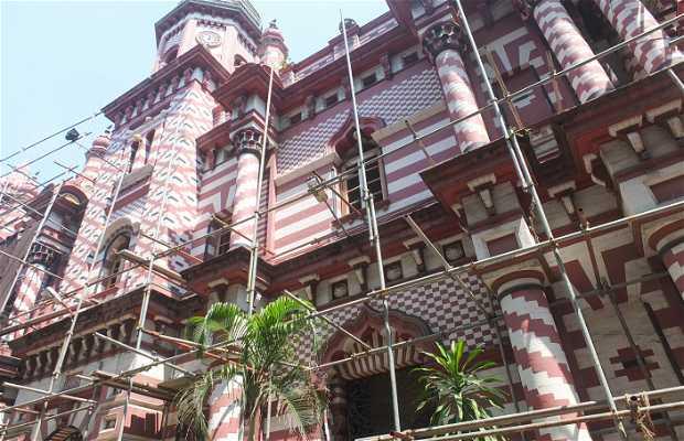 Mezquita Jami Ul-Alfar - Mezquita Roja