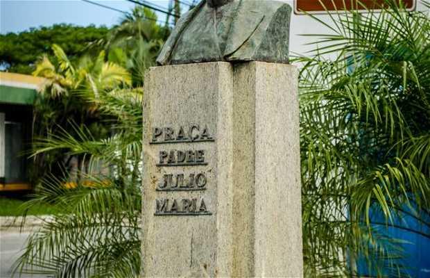 Plaza Padre Júlio Maria