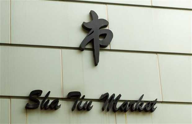 Mercado de Sha Tin