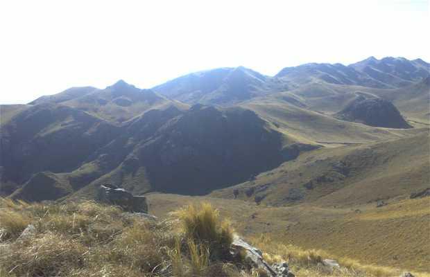 Volcan El Morro