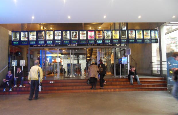 UGC Ciné Cité