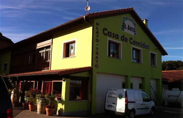 Restaurante El Arco Celoriu - Cerrado