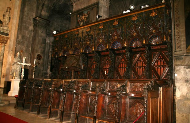 Trogir Cathedral (Katedrala Svetog Louvre)