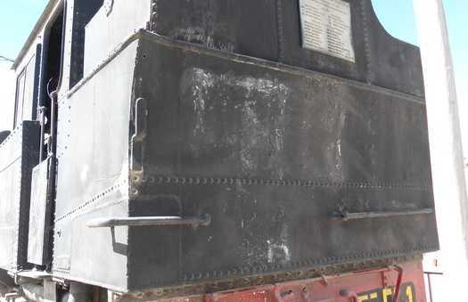 El monumento locomotora