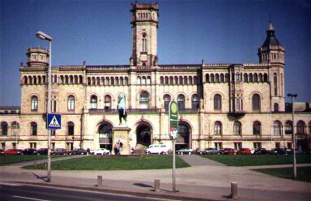 Universidad Leibniz de Hannover