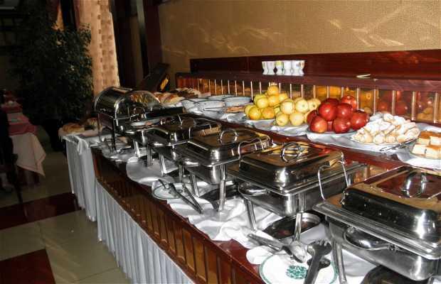 Restaurante Asia Samarkand