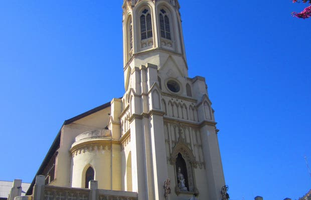 Iglesia Santa Filomena