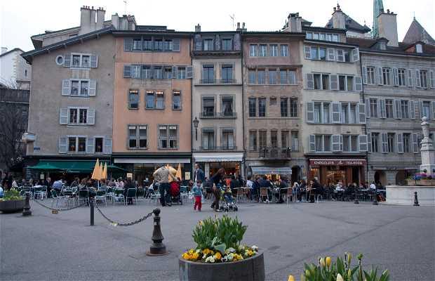 Plaza de Bourg de Four