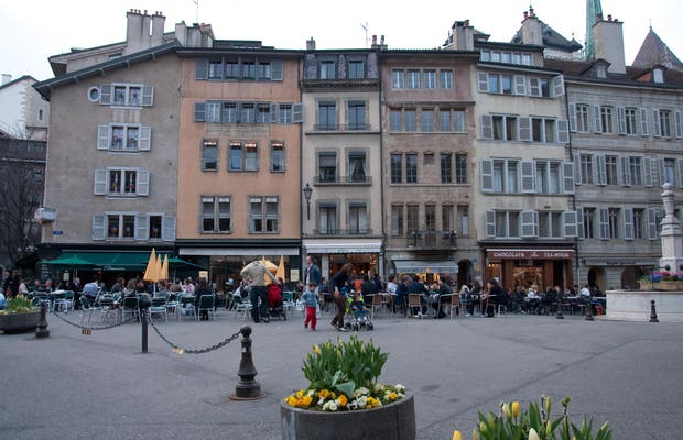 Praça do Bourg-de-Four