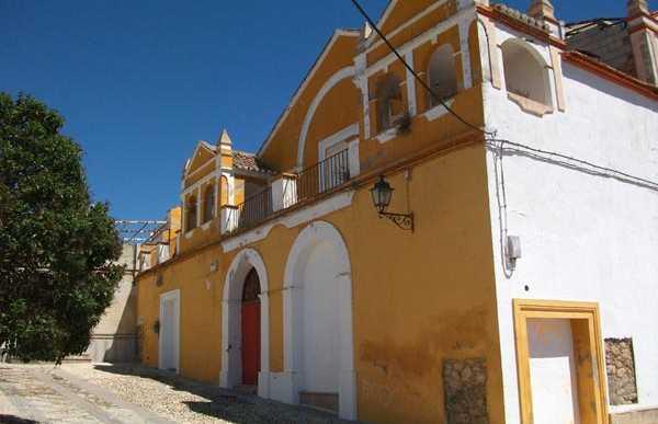 Antiguo Cine de Alhama de Granada