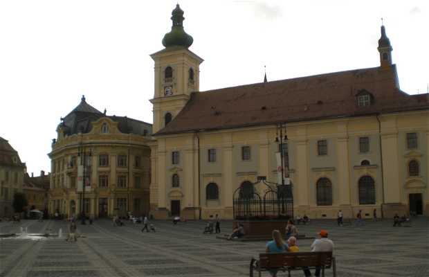Eglise jésuite de Sibiu