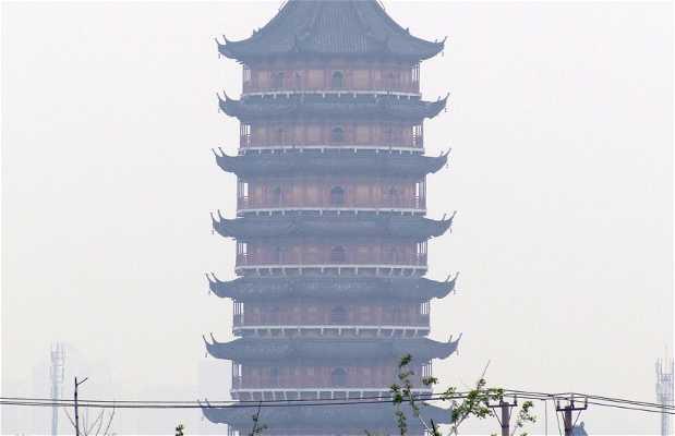 Beisi Ta North Temple Pagoda
