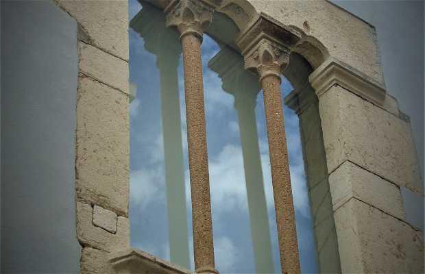 Edificio Gótico - Edificio del antiguo Juzgado de Paz