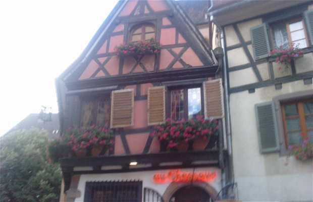 Fachadas de Colmar