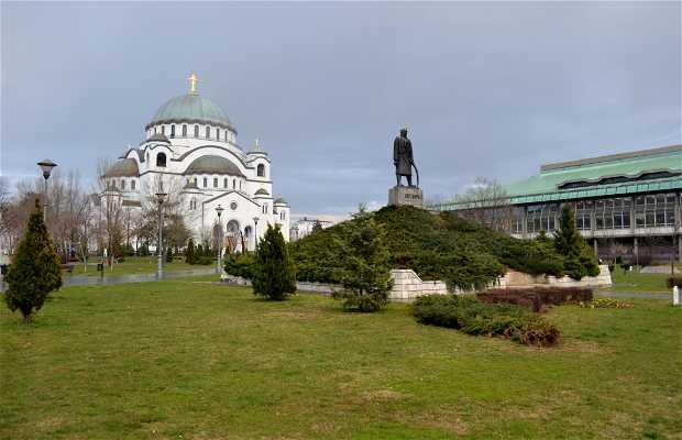Parque de Karadordev