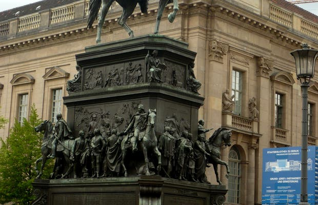 Estatua de Federico el Grande